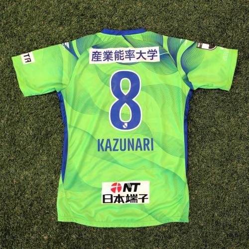 【番号・ネーム入れ用】2021 フィールドプレーヤー1stユニフォーム(半袖)