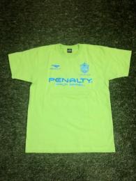 メタルエンボスTシャツ(メタリックロゴTシャツ)