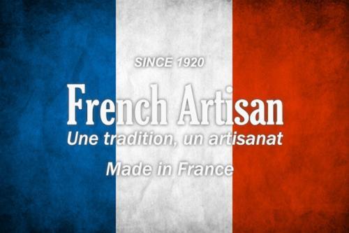 フランス製チェックストール