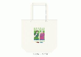 【受注商品】キャプテン翼×湘南ベルマーレ帆布トートバッグ
