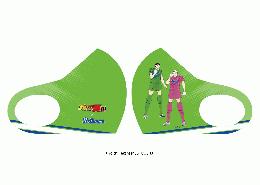 【受注商品】キャプテン翼×湘南ベルマーレマスク