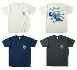 Pacific DRIVE-IN×BELLMAREコラボTシャツ
