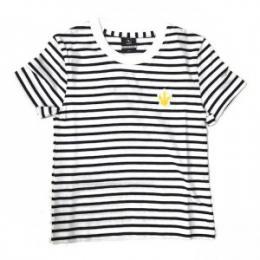 ボーダーキッズTシャツ