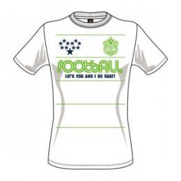 キッズTシャツ(フットボール)