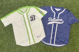 真夏のキックベース大会限定「オリジナルベースボールシャツ」